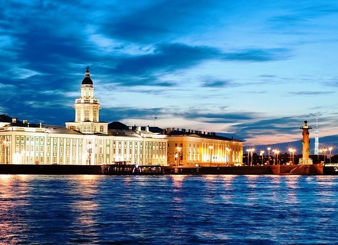 Путешествия по Санкт-Петербургу 5