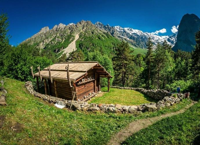 Северная Осетия путешествия в страну гор и вечного снега 3