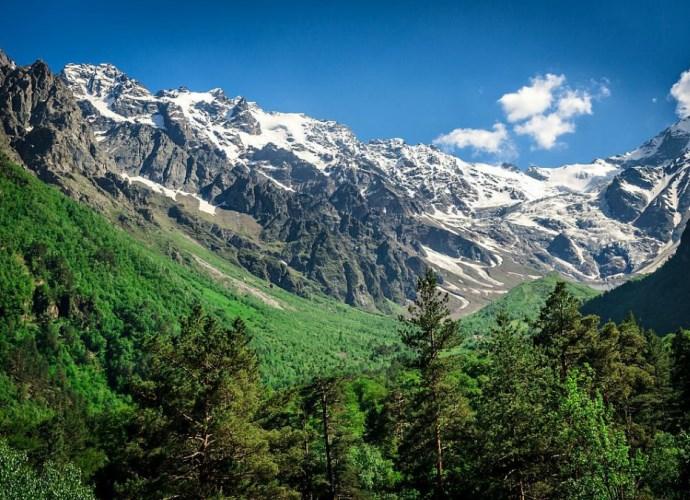 Северная Осетия путешествия в страну гор и вечного снега 4