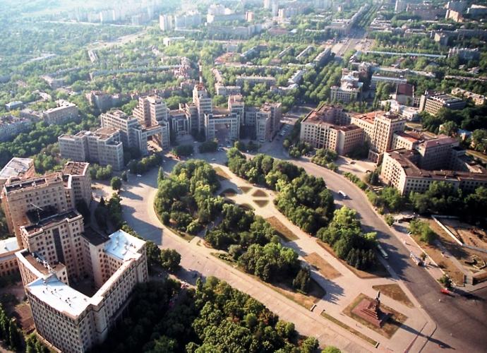 Туризм и достопримечательности Харькова 2