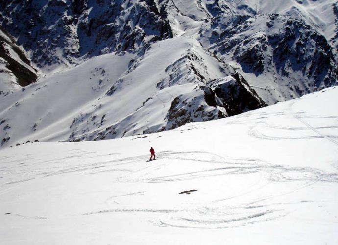 Горнолыжные курорты Африки и Европы покоряет сноубординг  2