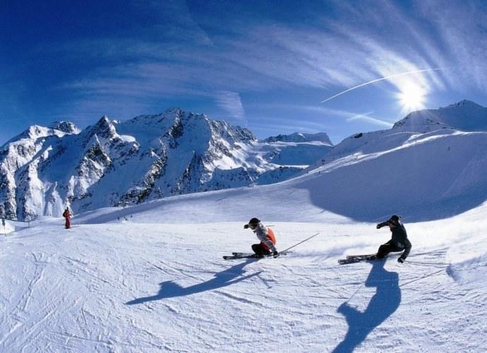 Горнолыжные курорты Африки и Европы покоряет сноубординг  4