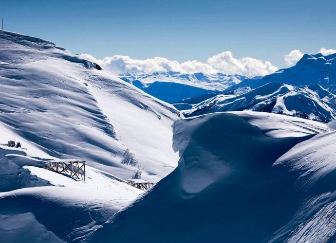 Горнолыжные курорты Африки и Европы покоряет сноубординг  5