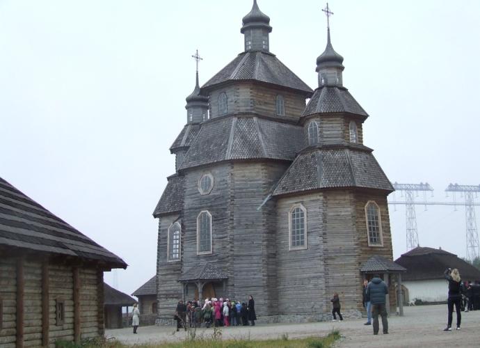Интересные места Европы великий город Запорожье  3