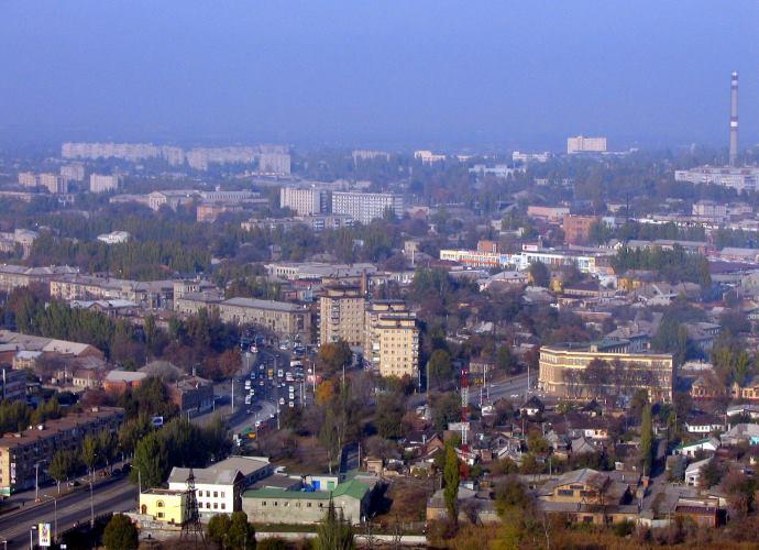 Интересные места Европы великий город Запорожье  4