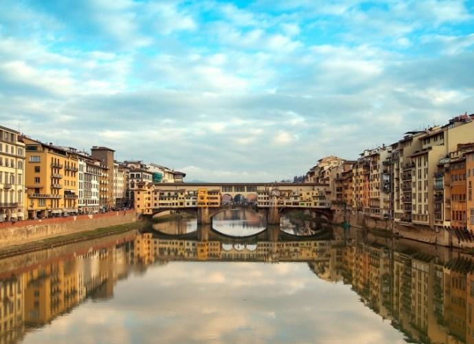 Путешествие по Европе Флоренция 2