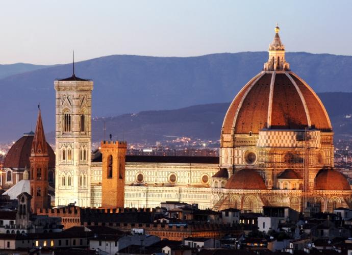 Путешествие по Европе Флоренция 3