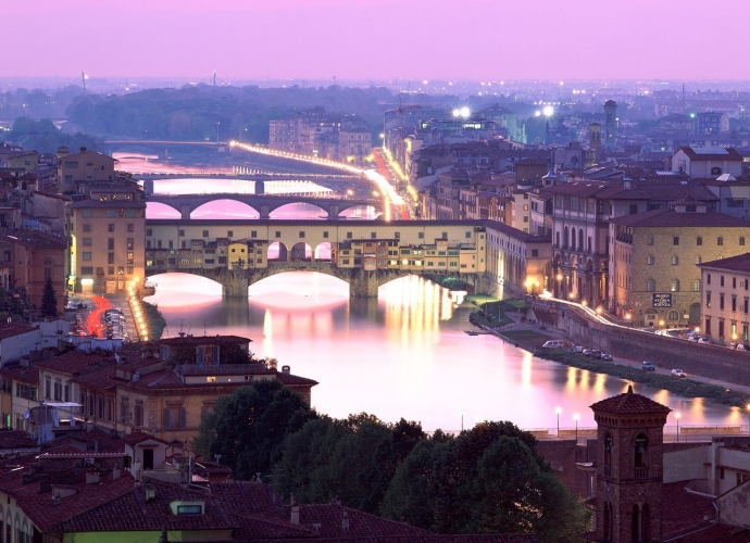 Путешествие по Европе Флоренция 4