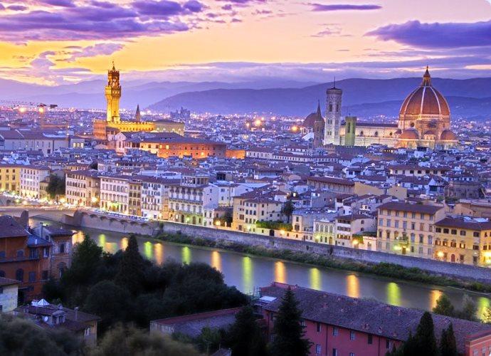Путешествие по Европе Флоренция 5