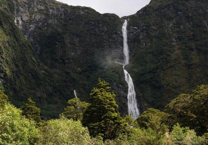 Самый большой водопад Новой Зеландии или путешествие Фродо 3