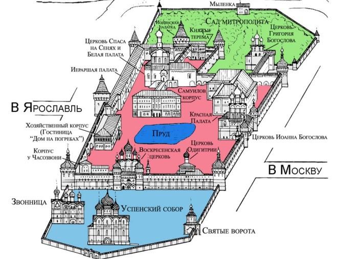 Ростовский кремль открывает мир своего прошлого 2