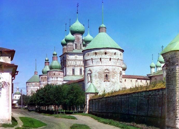 Ростовский кремль открывает мир своего прошлого 3