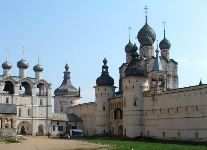 Ростовский кремль открывает мир своего прошлого 5