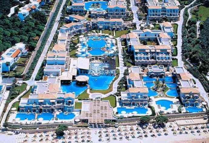 Самые лучшие отели мира 3