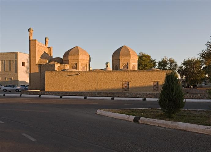 Интересные места Азии Мечеть Магок-Аттори в Бухаре 4