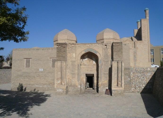 Интересные места Азии Мечеть Магок-Аттори в Бухаре 5