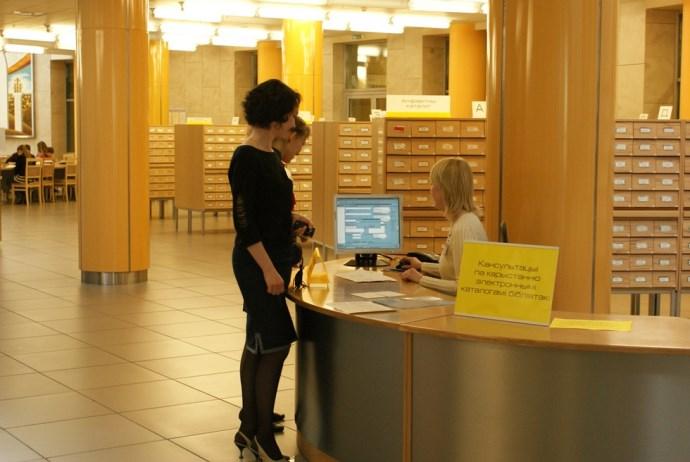 Интересные факты Национальная библиотека Белоруссии  2