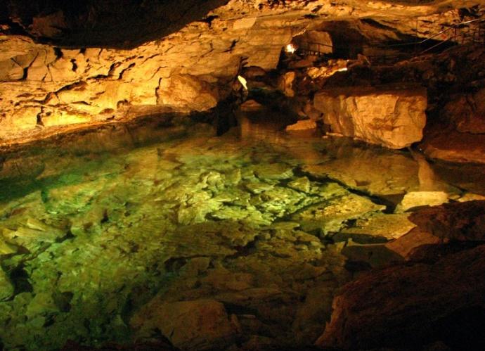 Пещеры и интересные факты о них 5