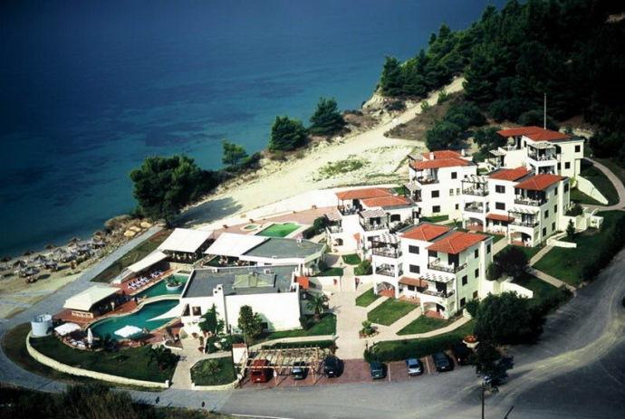 Топ 10 отелей Греции 2