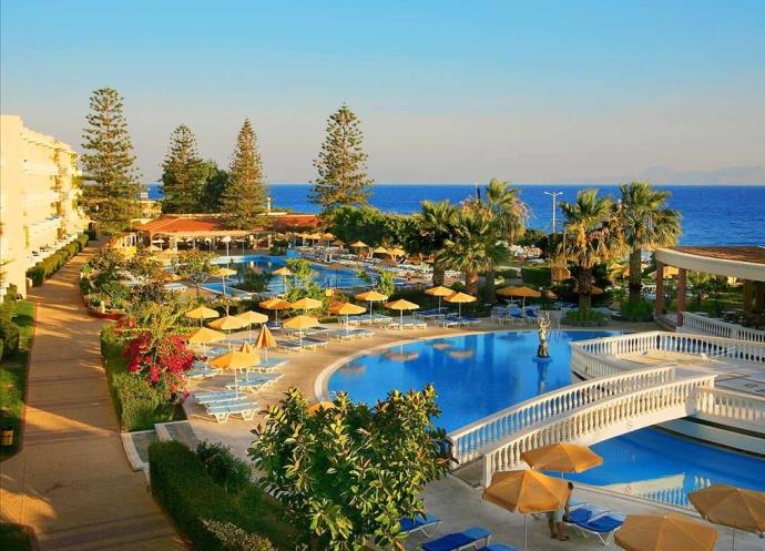Топ 10 отелей Греции 5