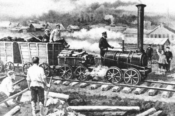 Интересные факты из истории паровозов
