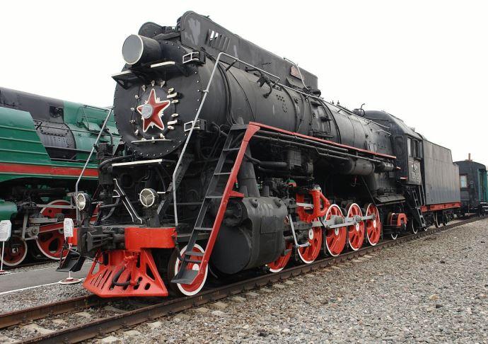 Интересные факты из истории паровозов  3