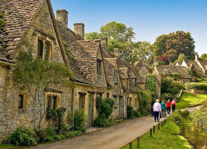 Самые интересные места Европы Англия 3