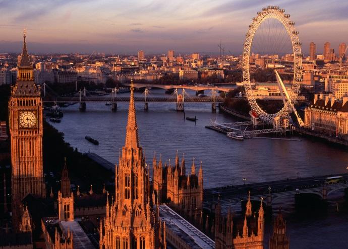 Самые интересные места Европы Англия 4