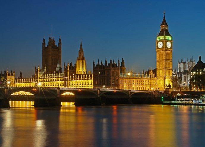 Самые интересные места Европы Англия 5