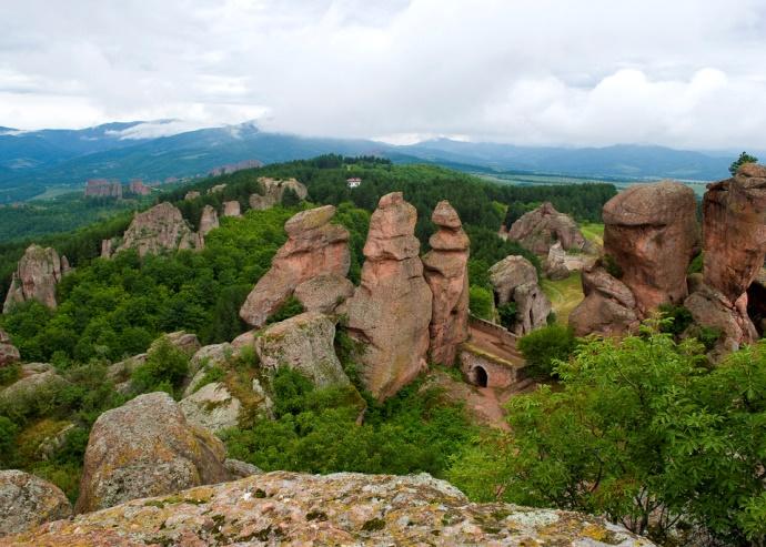 Интересные места Европы Крым 4