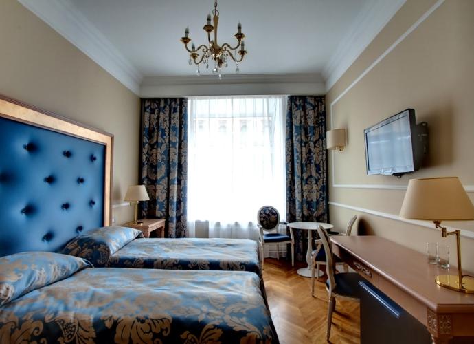 Популярные отели Петербурга Demetra Art Hotel 4