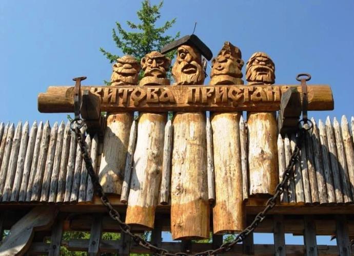 Путешествие по России Китова Пристань 2