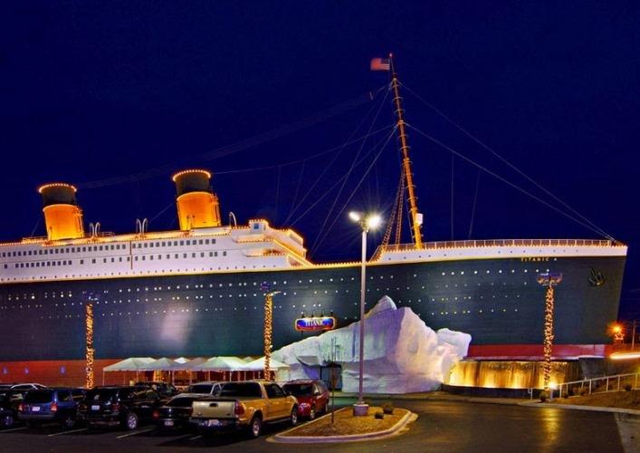 Музей Титаника 2