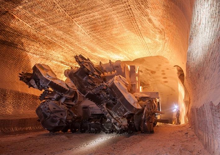 Особый мир в шахтах Пермского края 3