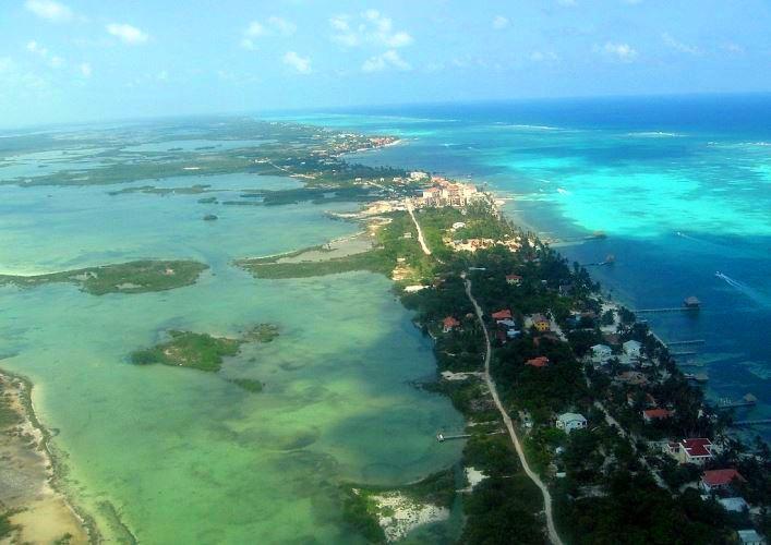 Курорты Америки Амбергрис-Кей Ambergris Caye 3