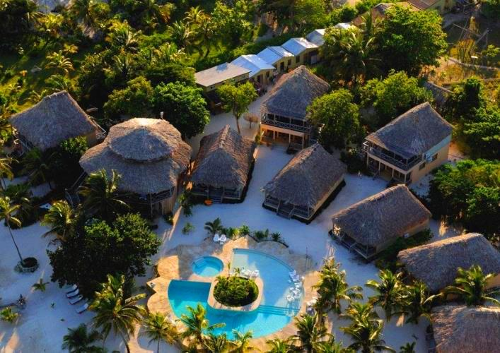 Курорты Америки Амбергрис-Кей Ambergris Caye 5