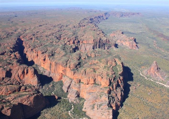 Национальный парк Пурнулулу или интересные места Австралии 4