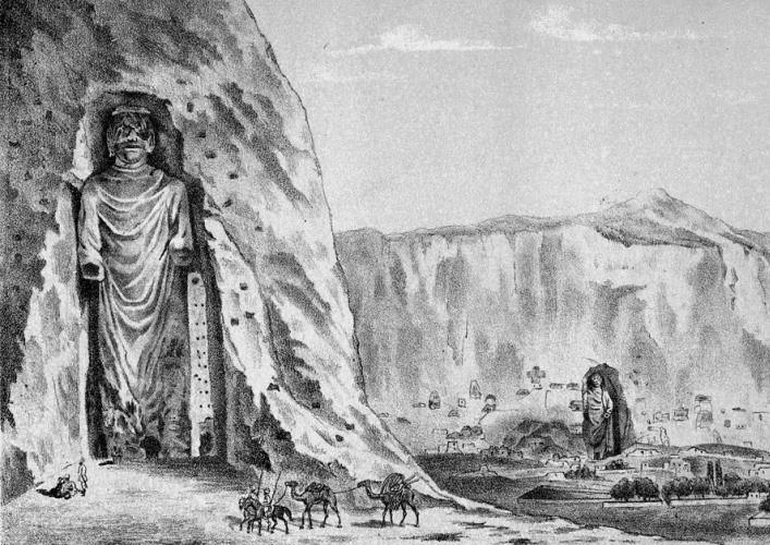 Самые интересные места Азии Будды Бамиана 3