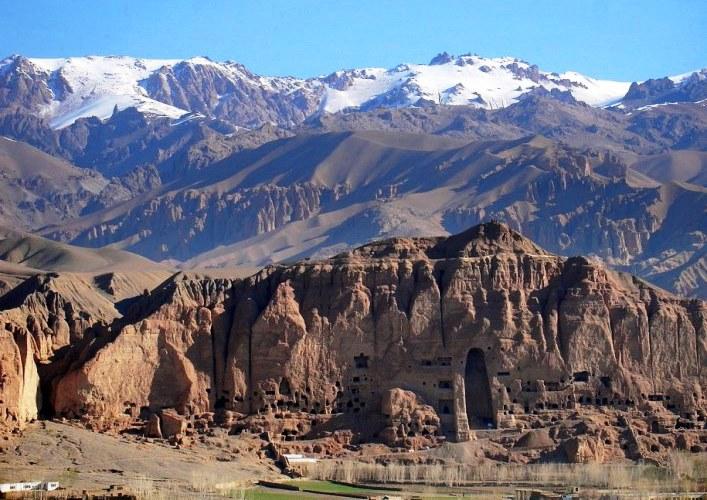 Самые интересные места Азии Будды Бамиана 5