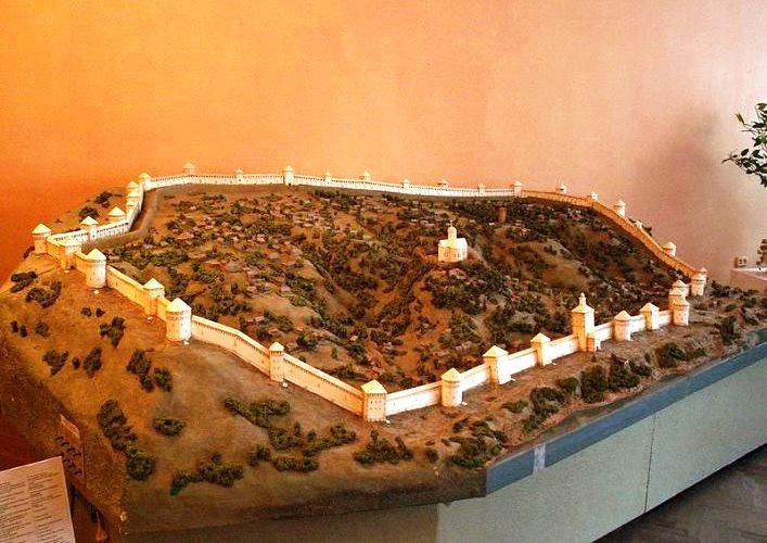 Смоленская крепостная стена 3