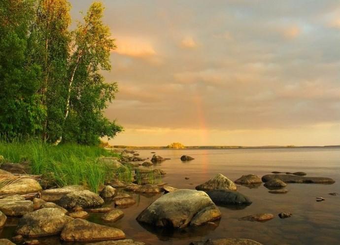 Онежское озеро 2