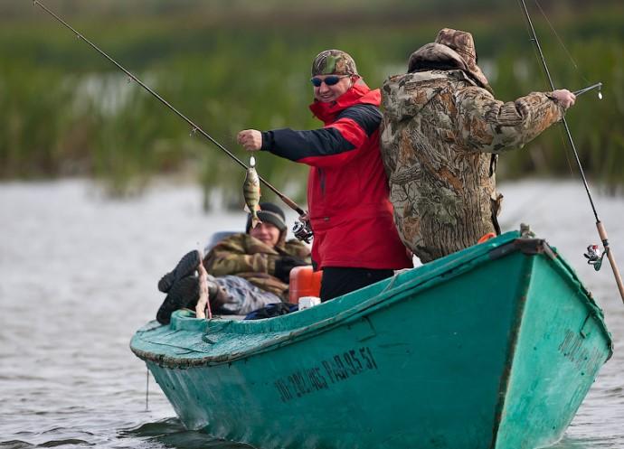 Путешествие и рыбалка в Астрахани 3