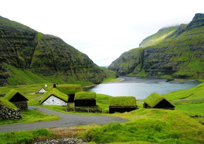 Деревня викингов 2