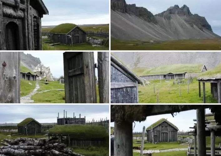 Деревня викингов 3