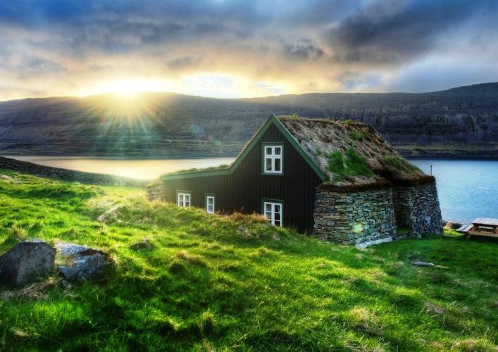 Деревня викингов 4