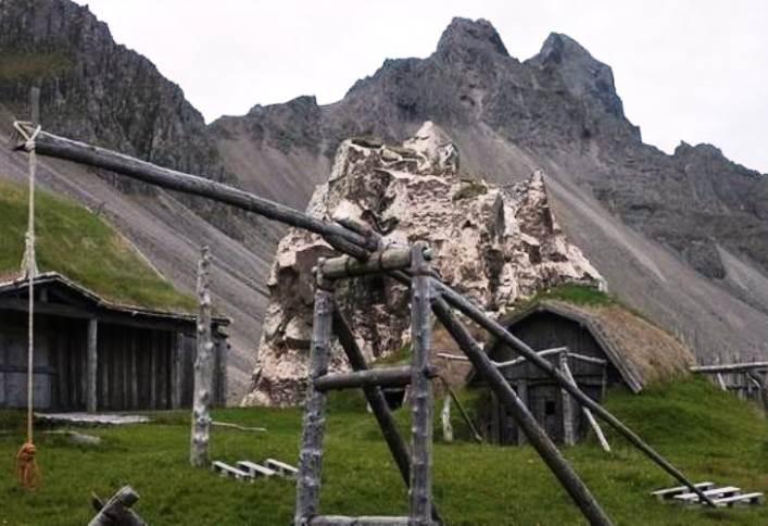 Деревня викингов 5