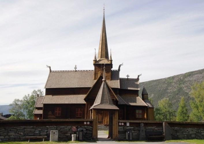 Древние храмы