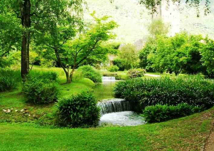 Итальянский сад 3