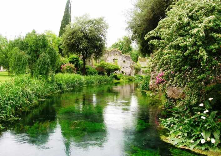 Итальянский сад 4