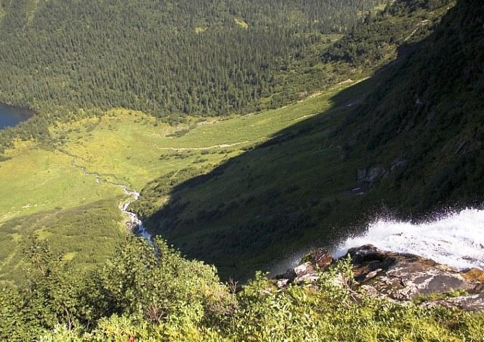 Кинзелюкский водопад 2